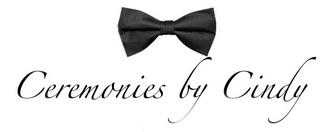 Ceremonies by Cindy2